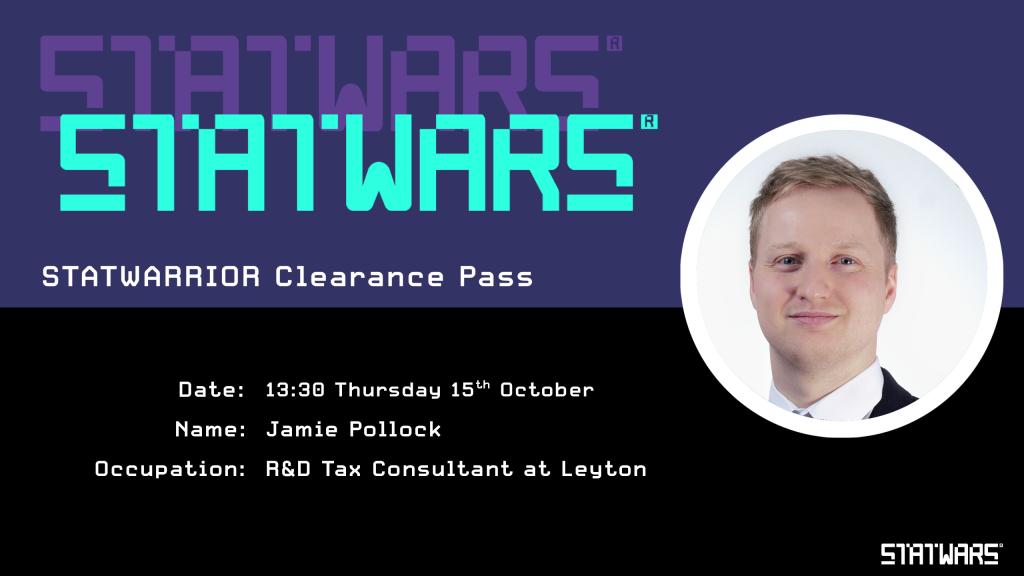 Jamie Pollock - Data Professional